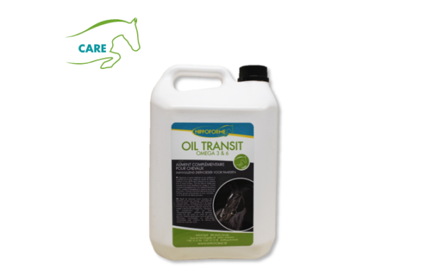 Oil transit